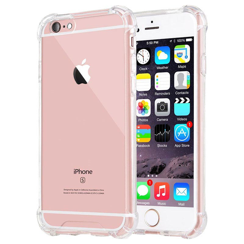 Hybrid Cover For Iphone 6 6s Plus Case