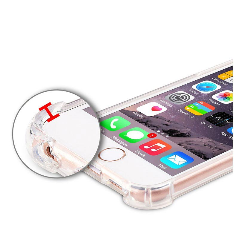 PURO Crystal Clear Cover iPhone 6 Plus