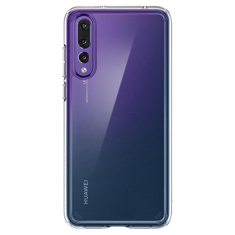 best loved 13f8b 28cc9 Spigen Ultra Hybrid Huawei P20 Pro Case - Crystal Clear