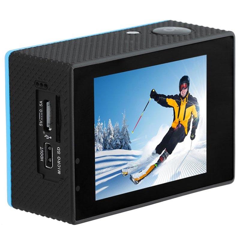 Sports SJ60 Waterproof 4K WiFi Action Camera