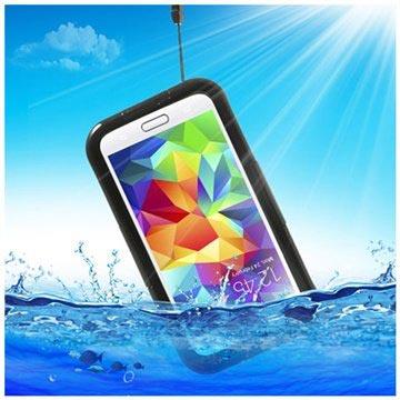 buy online a7e68 94ccb Samsung Galaxy S5 Waterproof Case - Black