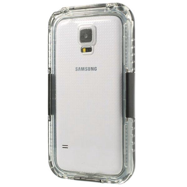 buy online 403b9 68b76 Samsung Galaxy S5 Waterproof Case - Black