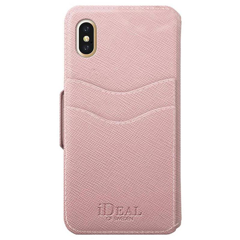 cheap for discount dc1eb 01a9b iPhone X / iPhone XS iDeal of Sweden Fashion Wallet Case