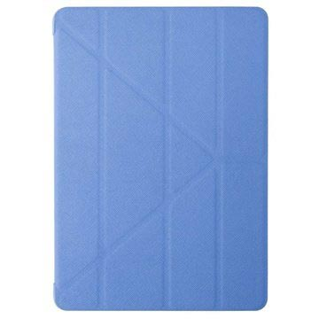 ozaki ipad air 2 cover  iPad Air 2 Ozaki O!Coat Slim-Y Versatile 360° Smart Case - Blue