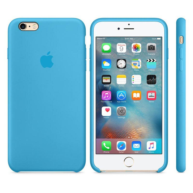 silicone cover iphone 6