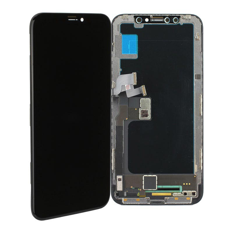 huge selection of aa926 1d7a5 iPhone X LCD Display - Black - Grade A