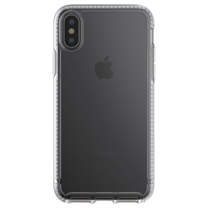 best service 886bc eadef iPhone X tech21 Pure Clear Protective Case - Clear